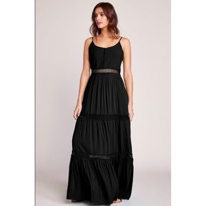 Jack BB Dakota Blk Sunshine Of My Life Maxi Dress